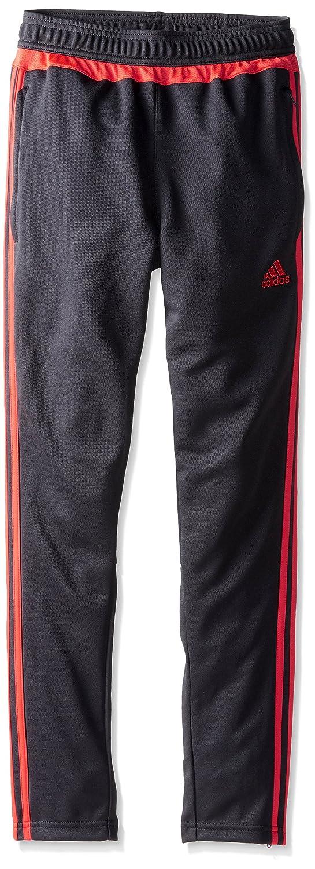 Adidas ユース Tiro 15トレーニングパンツ B00OB4097A XL|Dark Grey/Light Red/Dark Shale Dark Grey/Light Red/Dark Shale XL