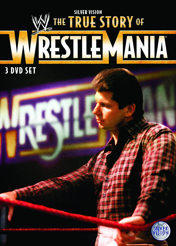 WWE - The True Story Of Wrestlemania Reino Unido DVD: Amazon.es: Vince McMahon, Hulk Hogan, Steve Austin, The Rock, Shawn Michaels, Vince McMahon, Hulk Hogan: Cine y Series TV