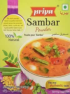 PRIYA FOODS Sambar Powder, 100 gm