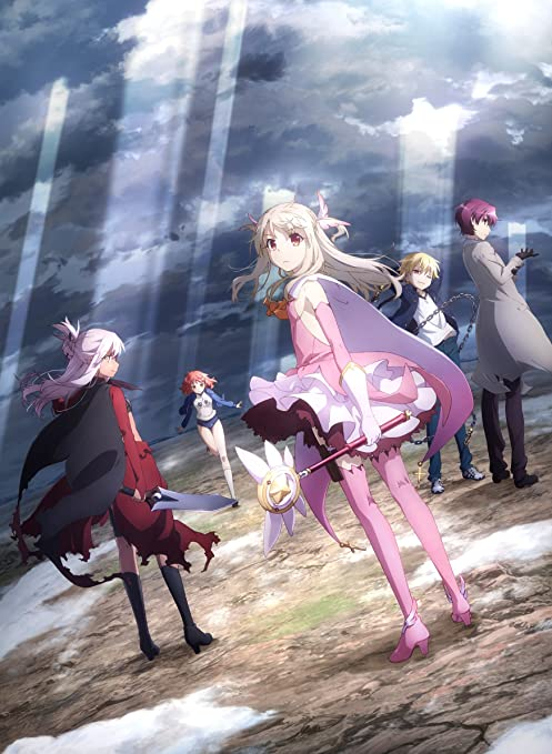 Image result for fate illya poster