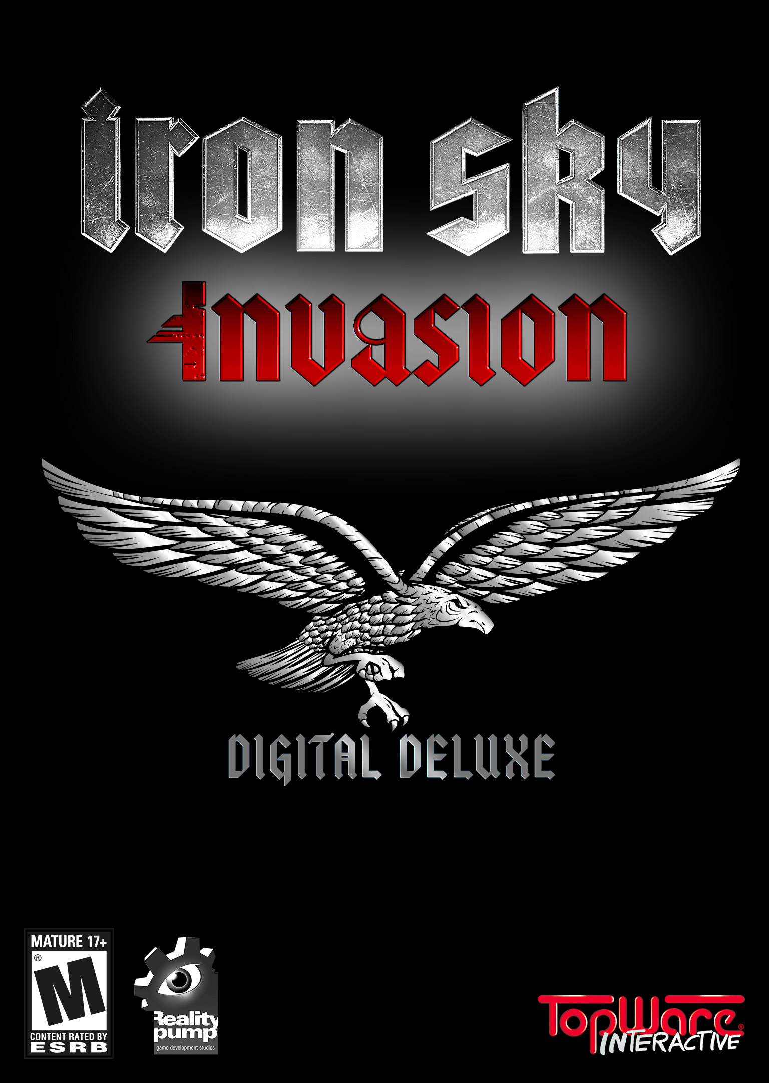 Iron Sky Invasion - Digital Deluxe DLC [Steam]