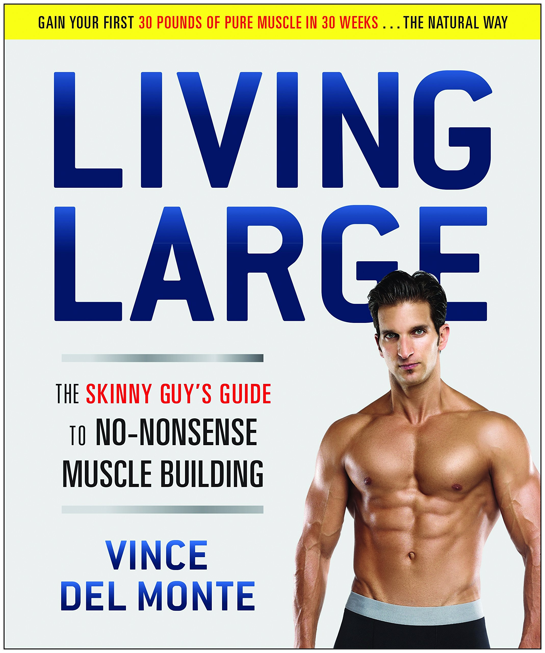 Living Large The Skinny Guys Guide To No Nonsense Muscle Building