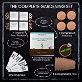 Nature's Blossom Exotic Vegetables Growing Kit. 4