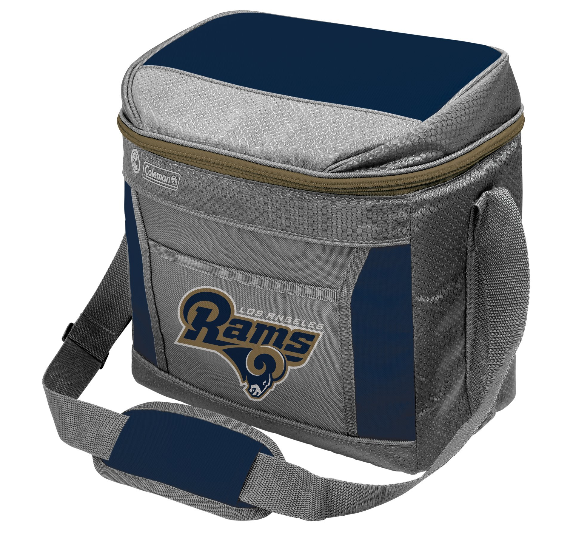 Coleman NFL Soft-Sided Insulated Cooler Bag, 16-Can