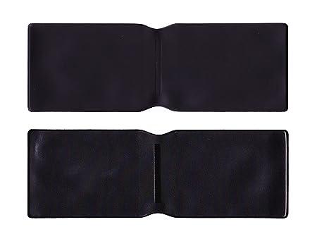 5 x Negro Plástico Tarjeta Oyster Tipo Cartera/Cartera de ...