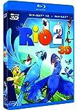 Río 2 ( 1 unidad BD 3D + 1 unidad BD) [Blu-ray]