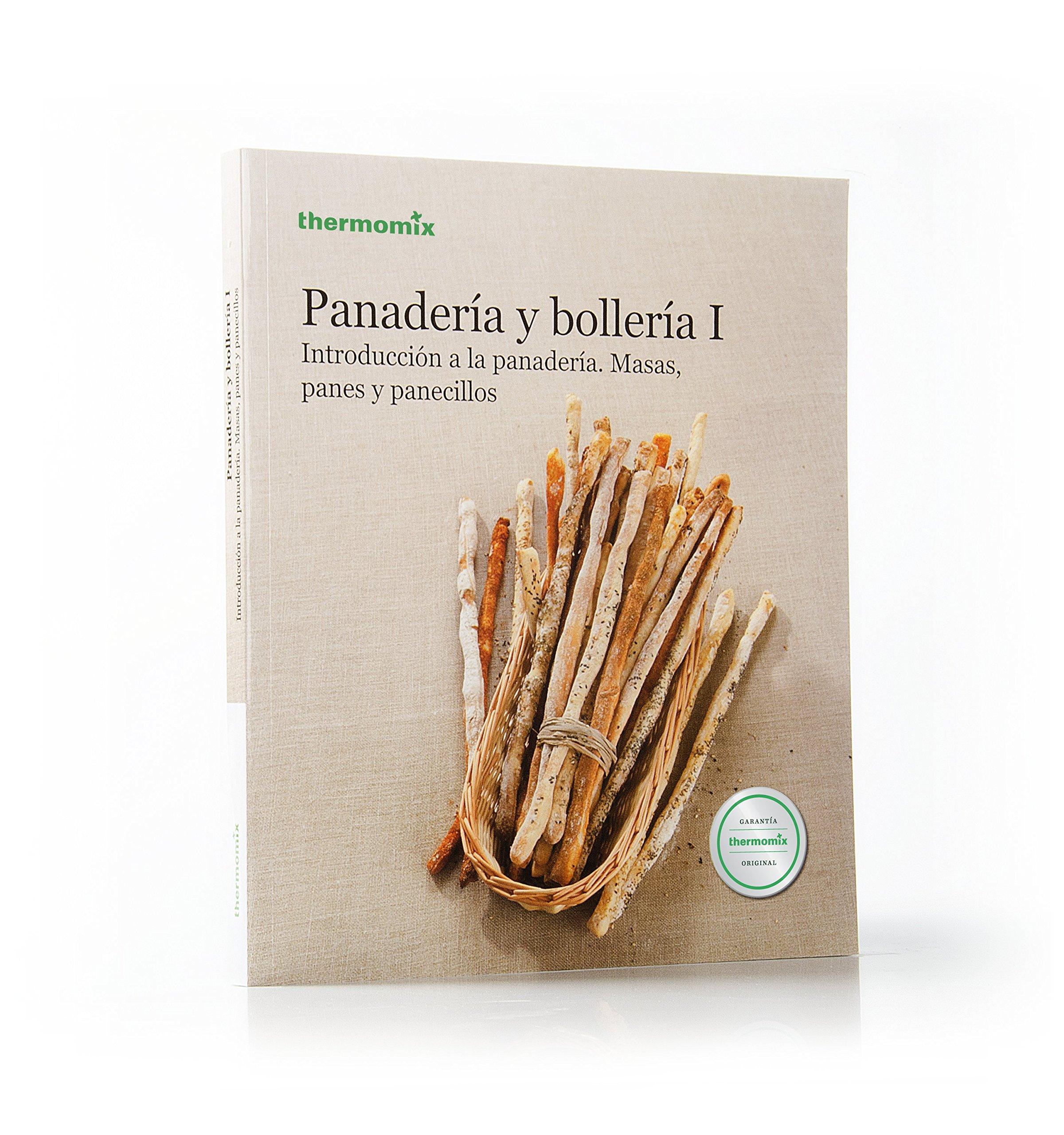 Panadería y bollería I: introducción a la panadería : masas, panes y panecillos: AA.VV: 9788461710522: Amazon.com: Books
