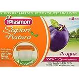 Plasmon Omogeneizzato di Frutta Prugna Sdn - 24 Vasetti da 100 gr