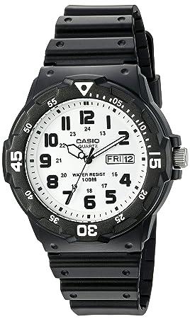 Casio Classic Reloj, Hombre, Negro, no aplicable: Casio: Amazon.es: Deportes y aire libre