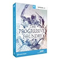 SDX PROGRESSIVE FOUNDRY Superior Drummer Library
