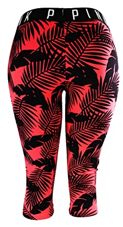 a9ad801f04eff Image Unavailable. Image not available for. Color: Victorias Secret  Tropical Yoga Pants
