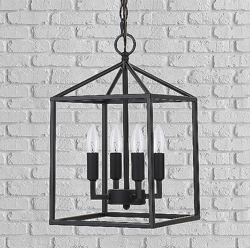 Cerdeco 37940BK Vintage Foyer Lantern