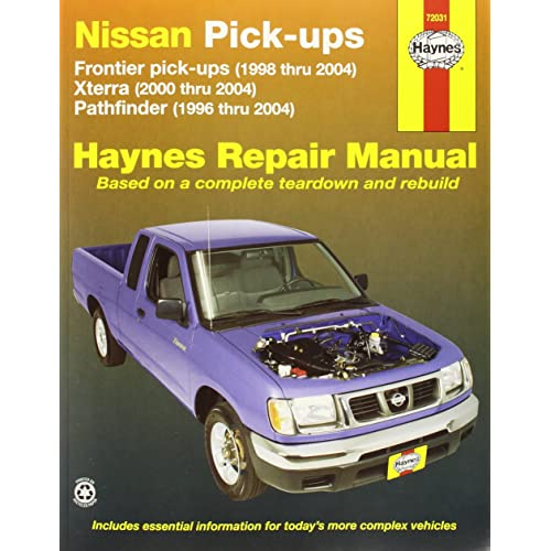2006 frontier owner's manual.
