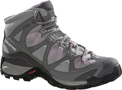 92R1 Salomon MEZARI MID GTX W Damen Schuhe Stiefel Winterstiefel Outdoor 38 23