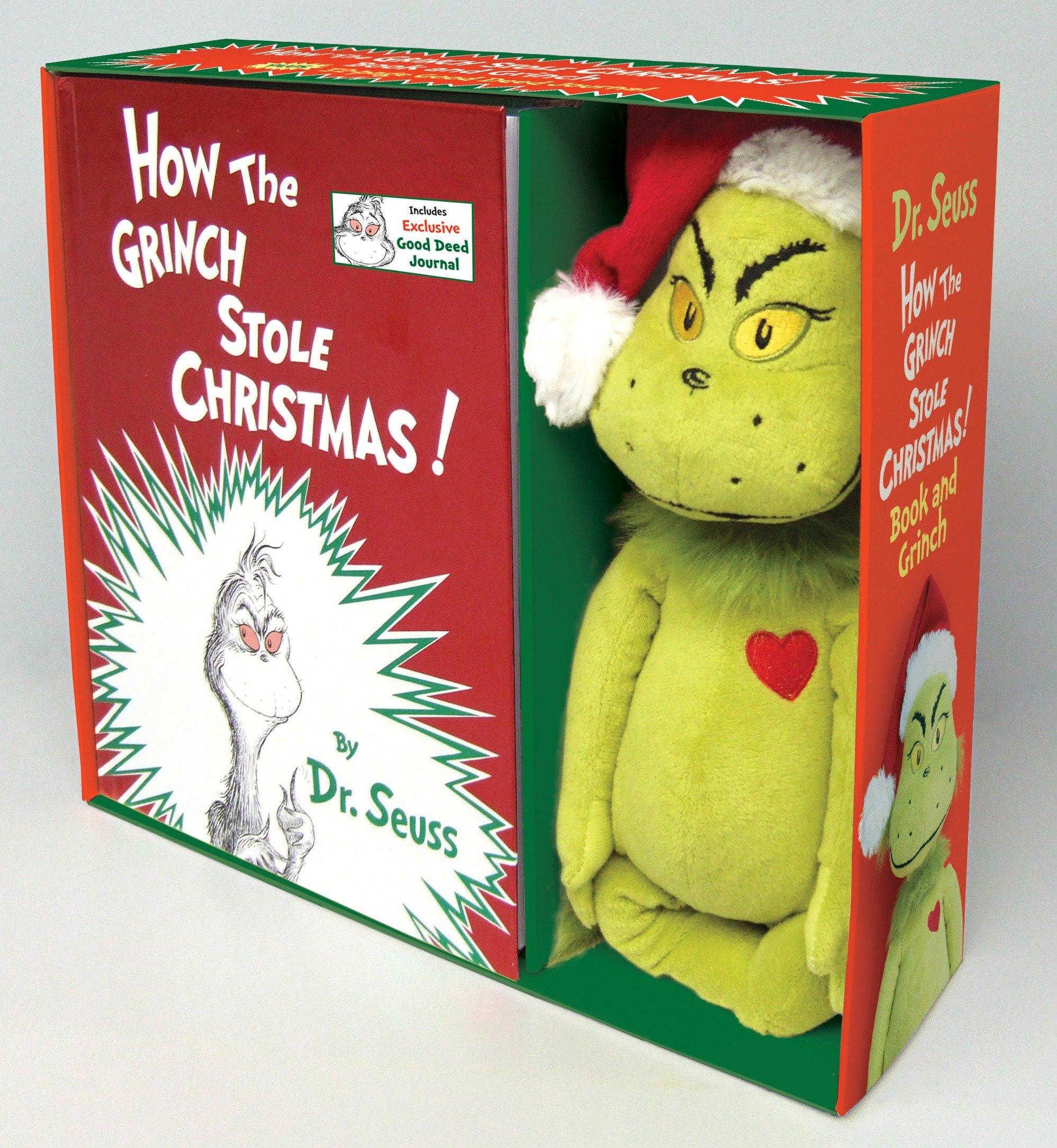 How the Grinch Stole Christmas! (Classic Seuss): Amazon.es: Dr ...