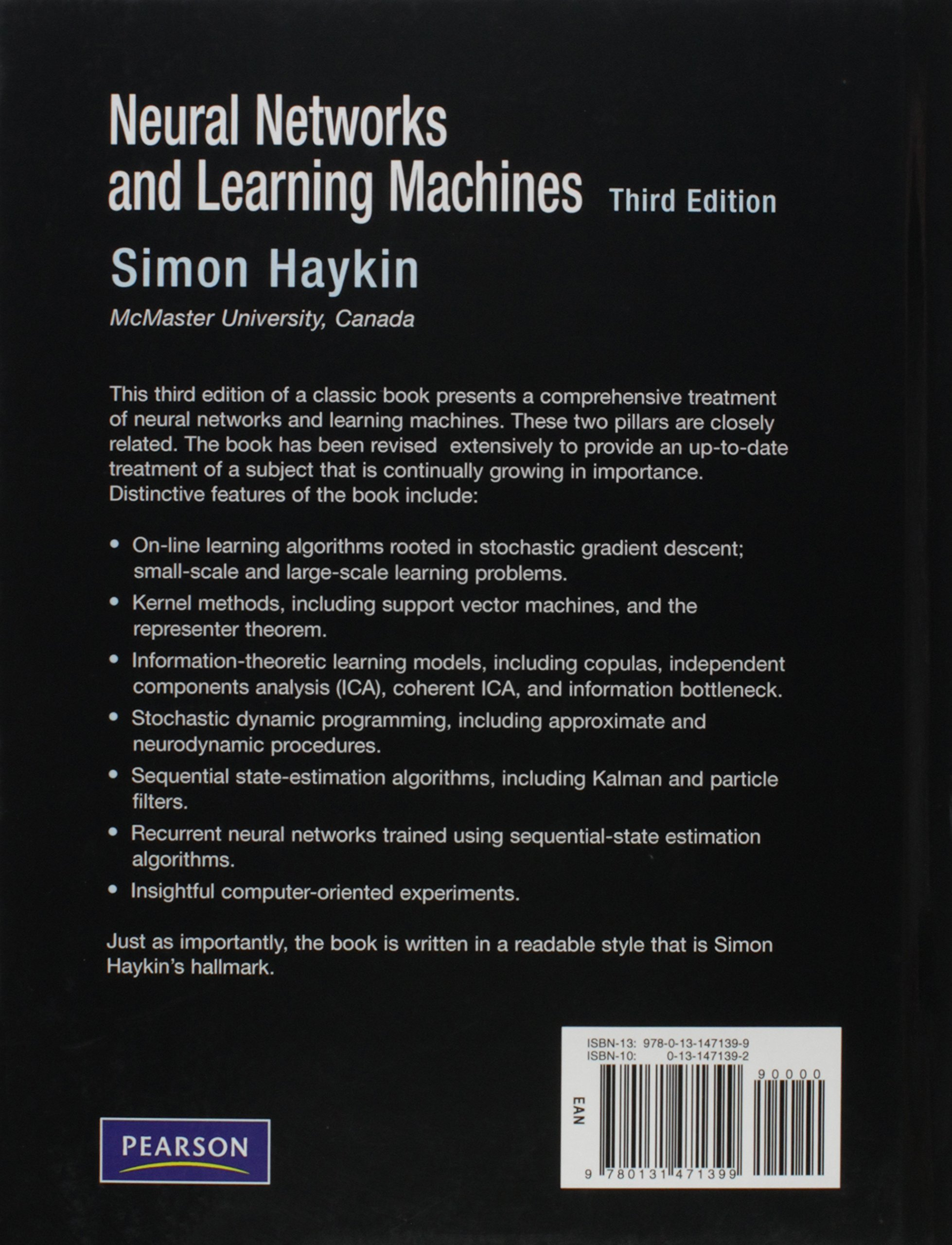 Buy Neural Networks and Learning Machines Book Online at Low