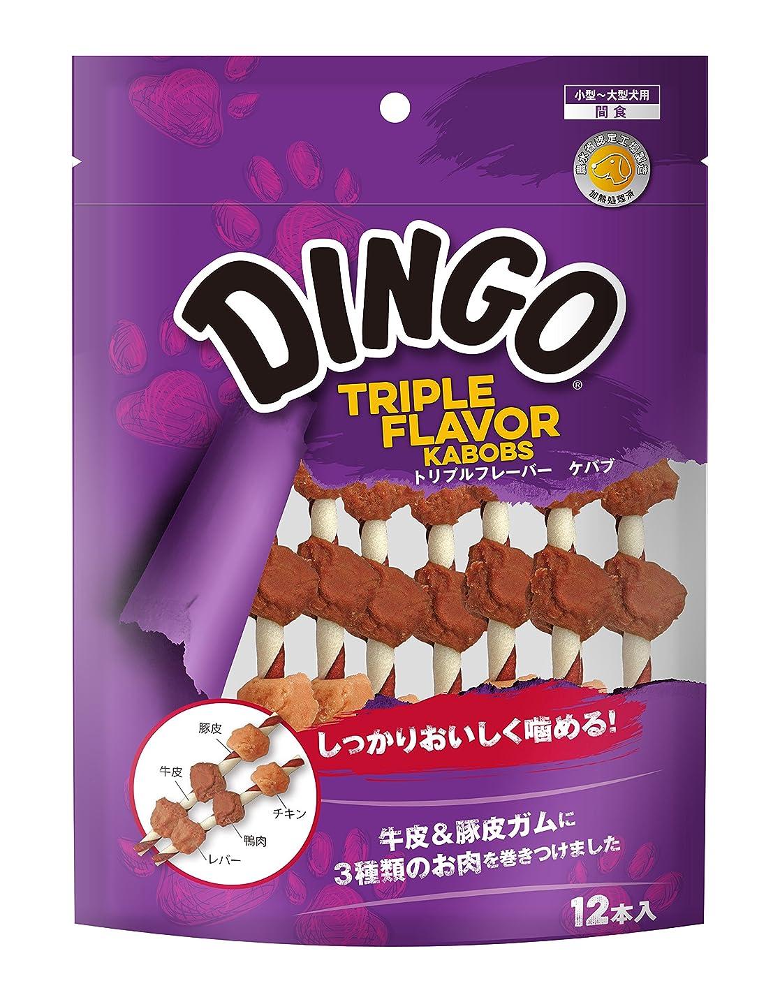 コンサートひらめきネクタイディンゴ (Dingo) チキンツイストガム 11本入