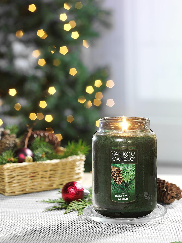 Amazoncom Yankee Candle Large Jar Candle Balsam