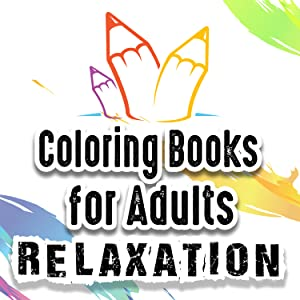 Coloring Books for Adults Relaxation