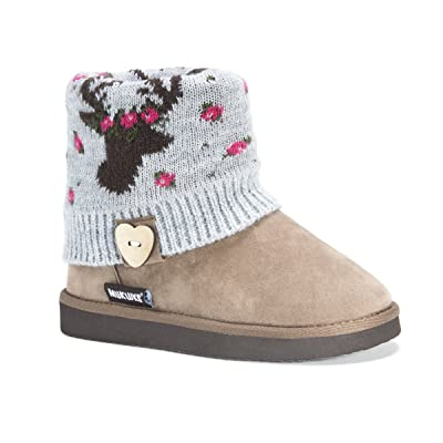 MUK LUKS Kids' Patti Pull-On Boot