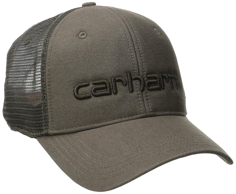 Carhartt mens Dunmore Mesh Back Cap Carhartt Sportswear - Mens