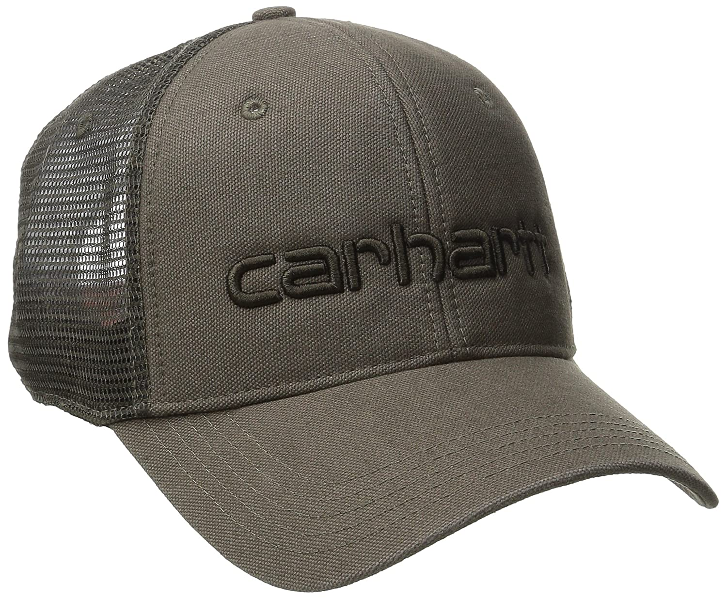 62bee1f04e3be0 Carhartt Men's Dunmore Cap at Amazon Men's Clothing store: