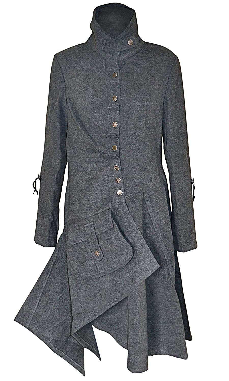 Military Coat Womens Uk Han Coats