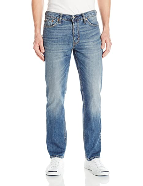 Levis Mens 541 Athletic Straight-fit Jean