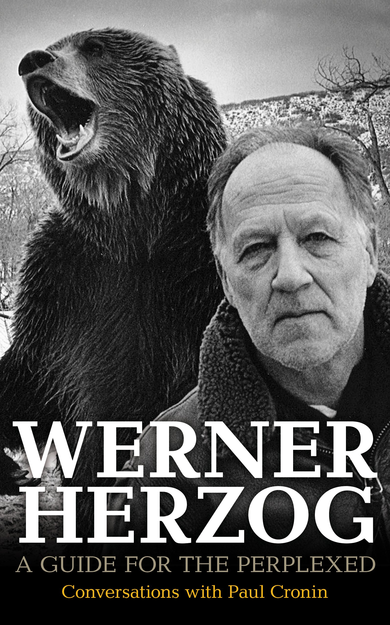 werner herzog a guide for the perplexed werner herzog paul rh amazon com Moreh Nevuchim The Guide House