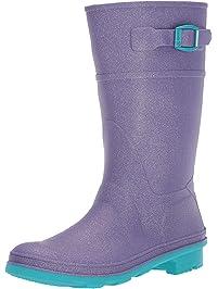 Kamik Girls Glitzy Rain Boots