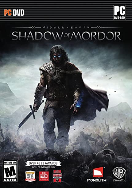 Amazon com: Middle Earth: Shadow of Mordor: Video Games