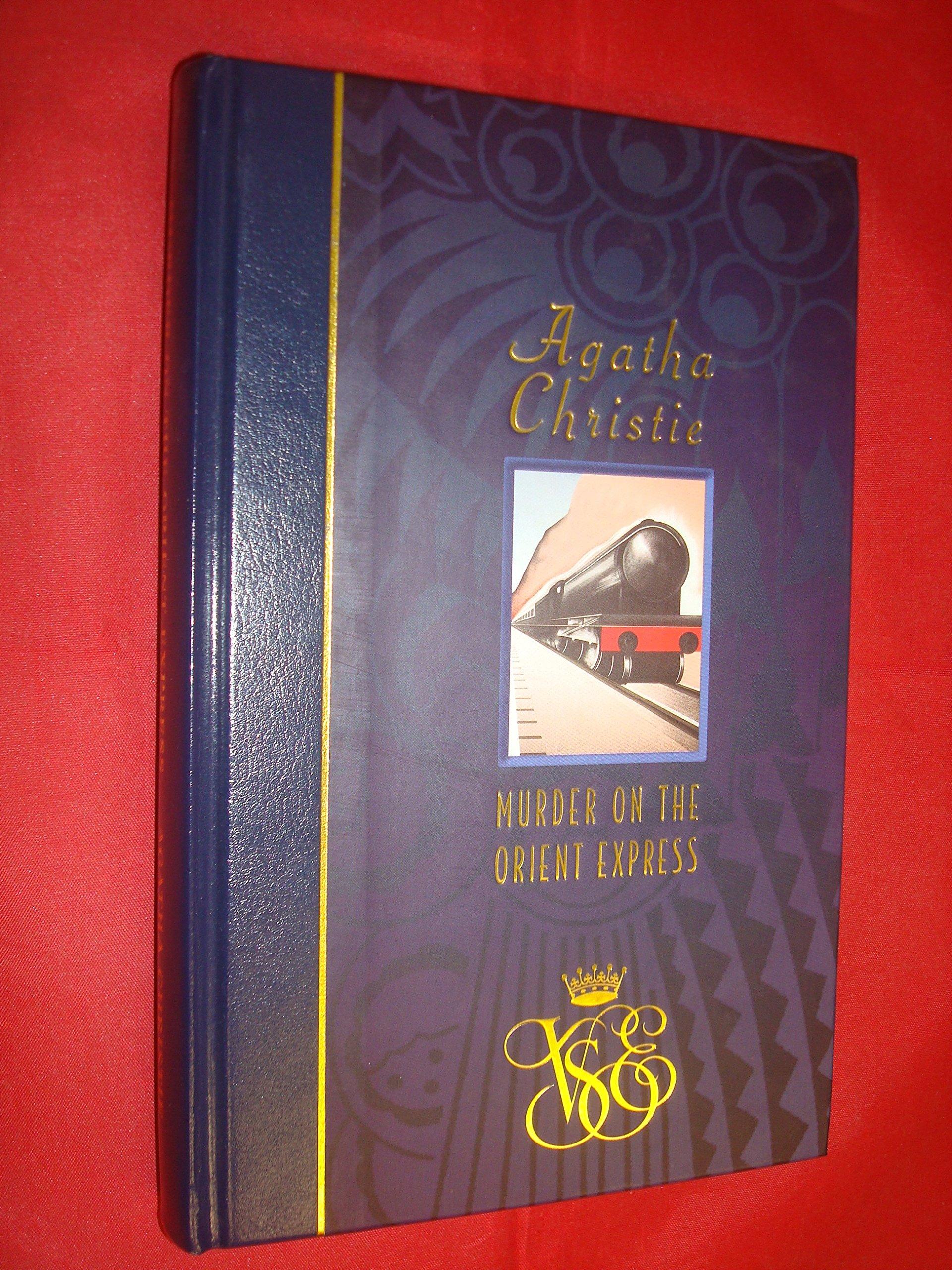 Murder Orient Express Hercule Mysteries product image