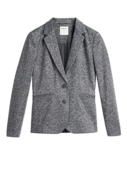 e823801ceb04c Sandwich Clothing - Leopard Print Jacket