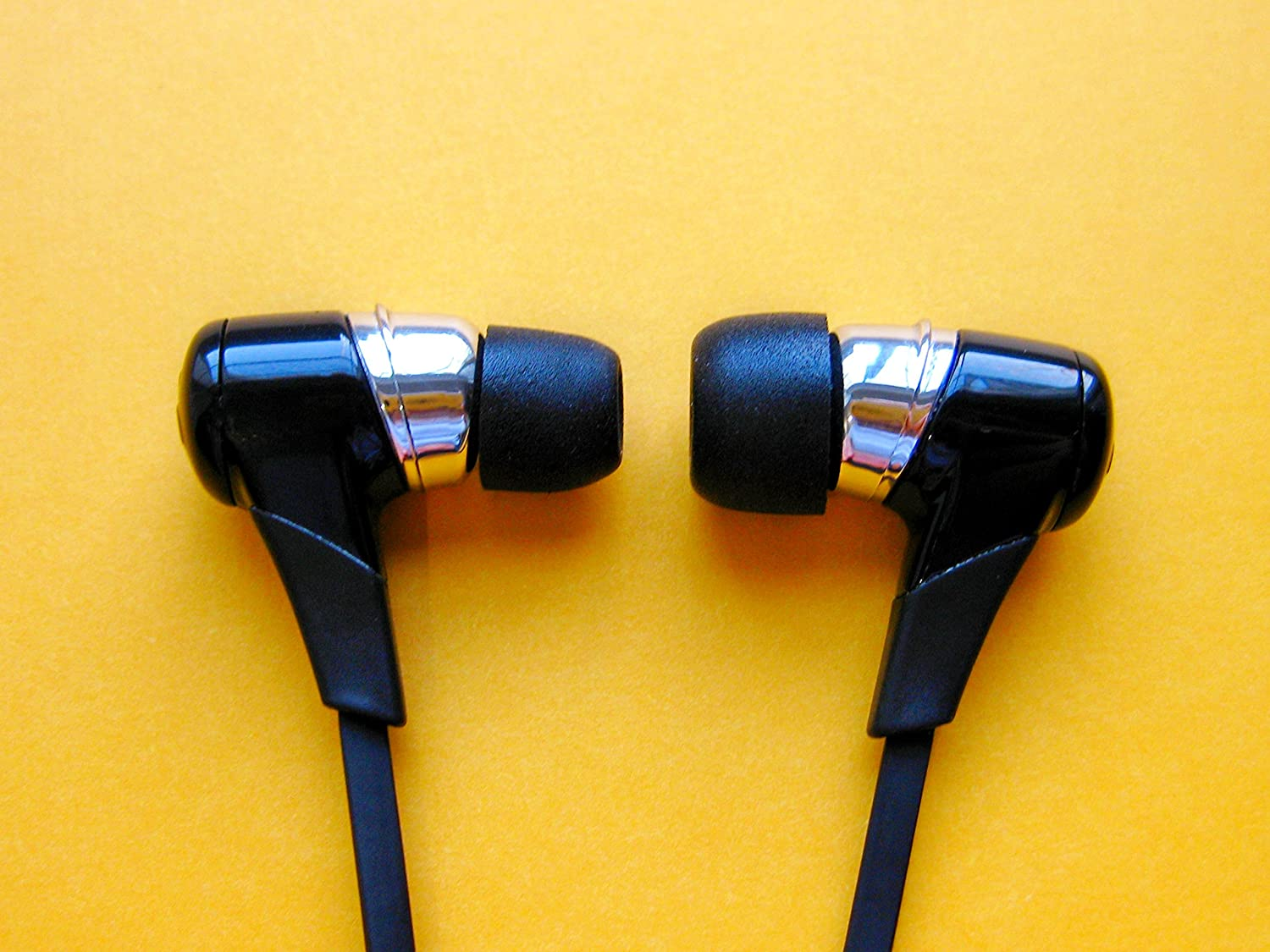 RDMF-CLBL 12 pcs S//M//L Memory Foam and Round Eartips for Jaybird X3 Headphones