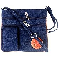 Denim sling Bag for Girls Small Sling Bag for Women