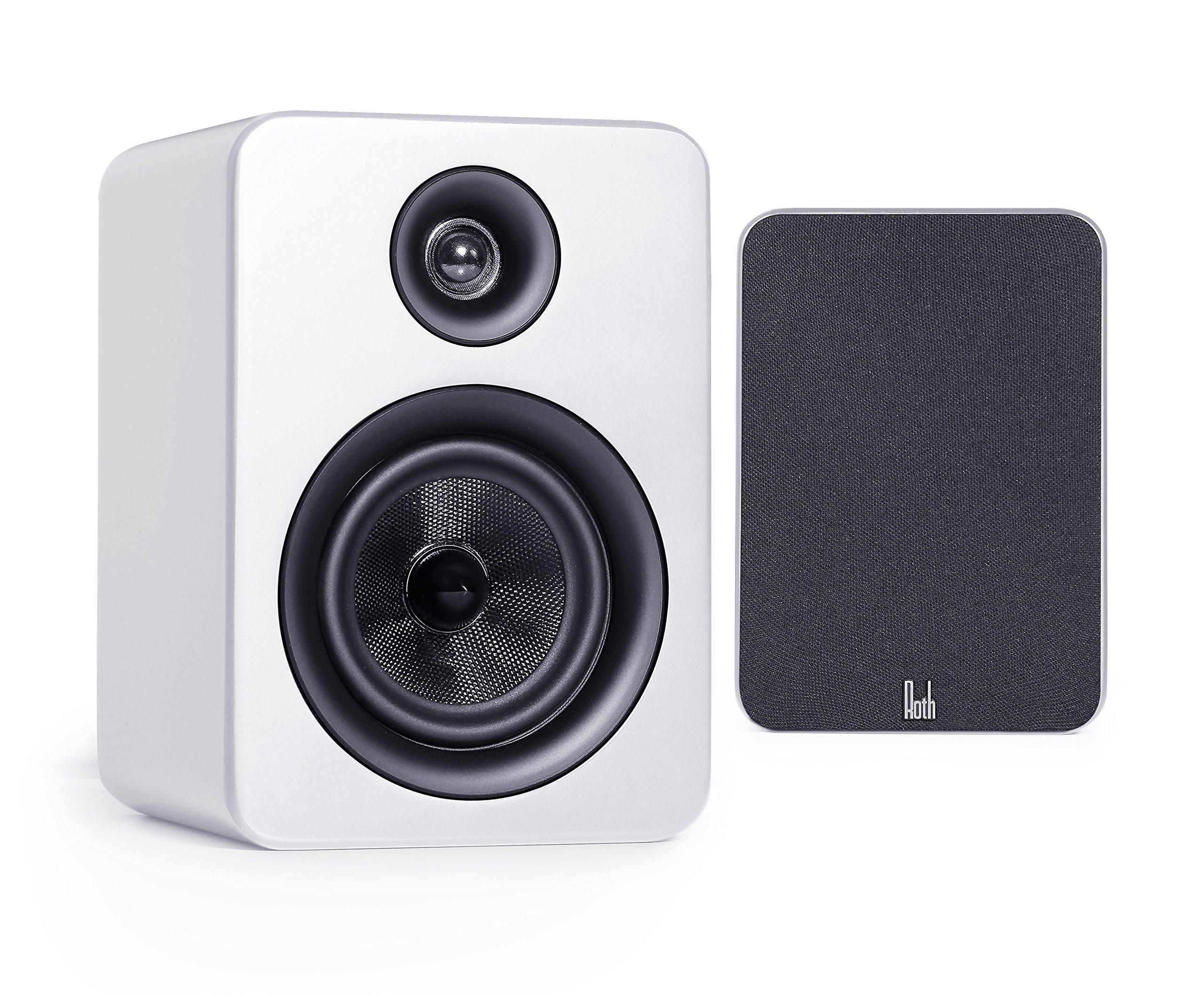 White Speakers: Amazon.co.uk