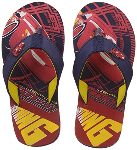 Cars Boy's Flip-Flops and House Slippers Flip-Flops & House Slippers at amazon