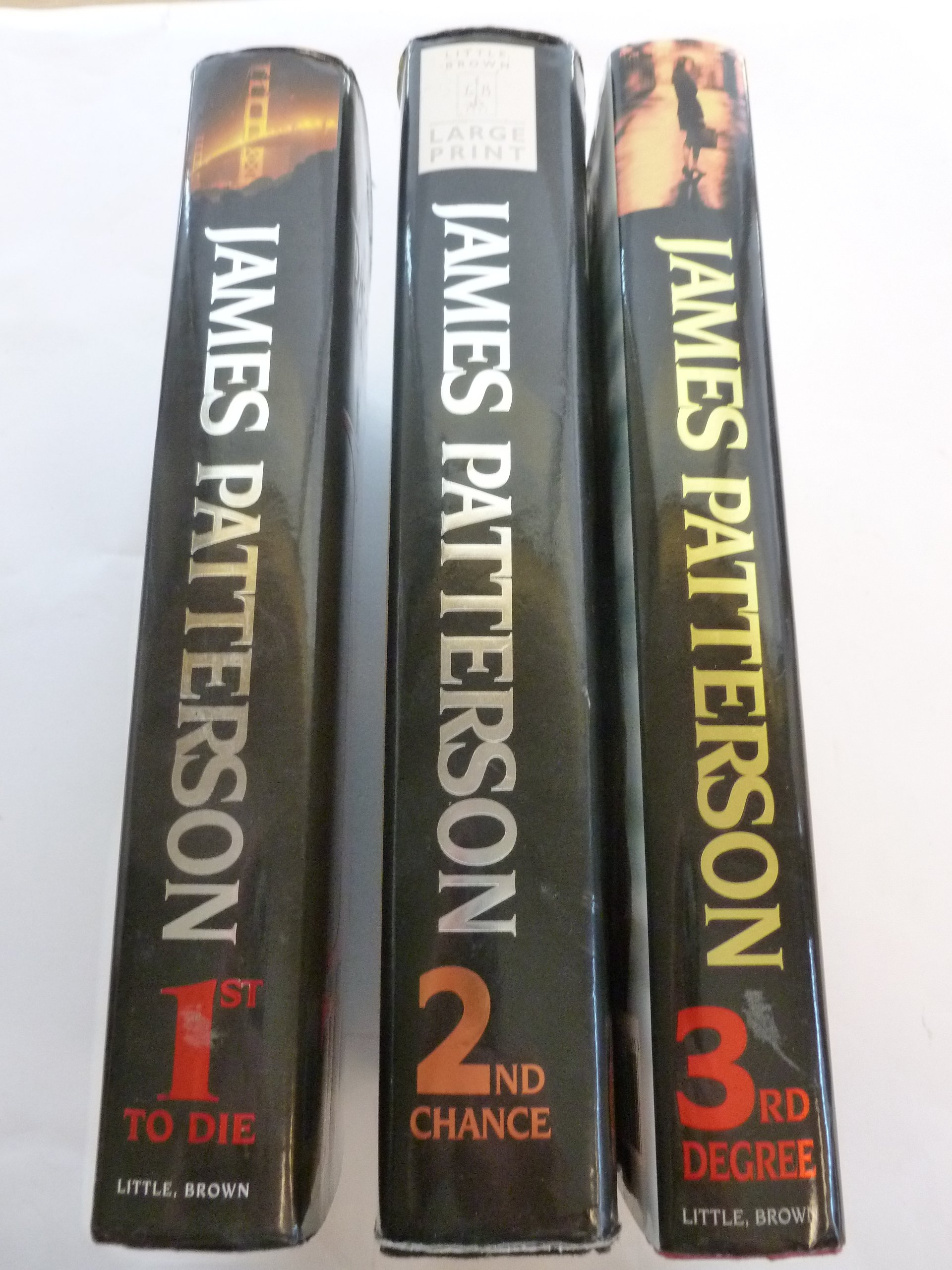 James Patterson set Womans Murder