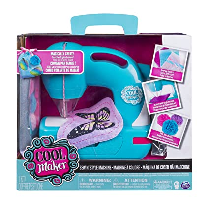 Cool Maker - Sew N Style Machine