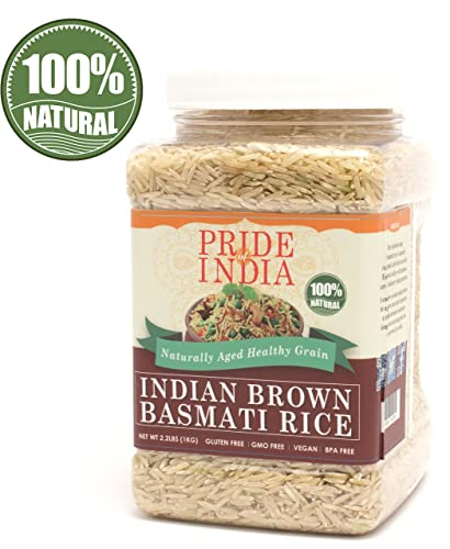 Pride Of India Extra Long Brown Basmati Rice