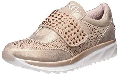 c1e15d10b26d Xti 47827, Sneakers Basses Femme, Rose (Nude), 39 EU: Amazon.fr ...