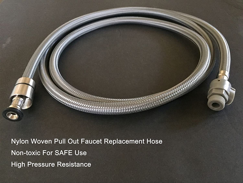 Amazon.com: Kitchen Faucet Replacement Parts Replacement Hose For ...
