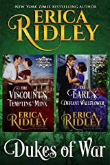 Dukes of War (Books 1-2): Historical Romance Collection (Regency Romance Tasters) Kindle Edition