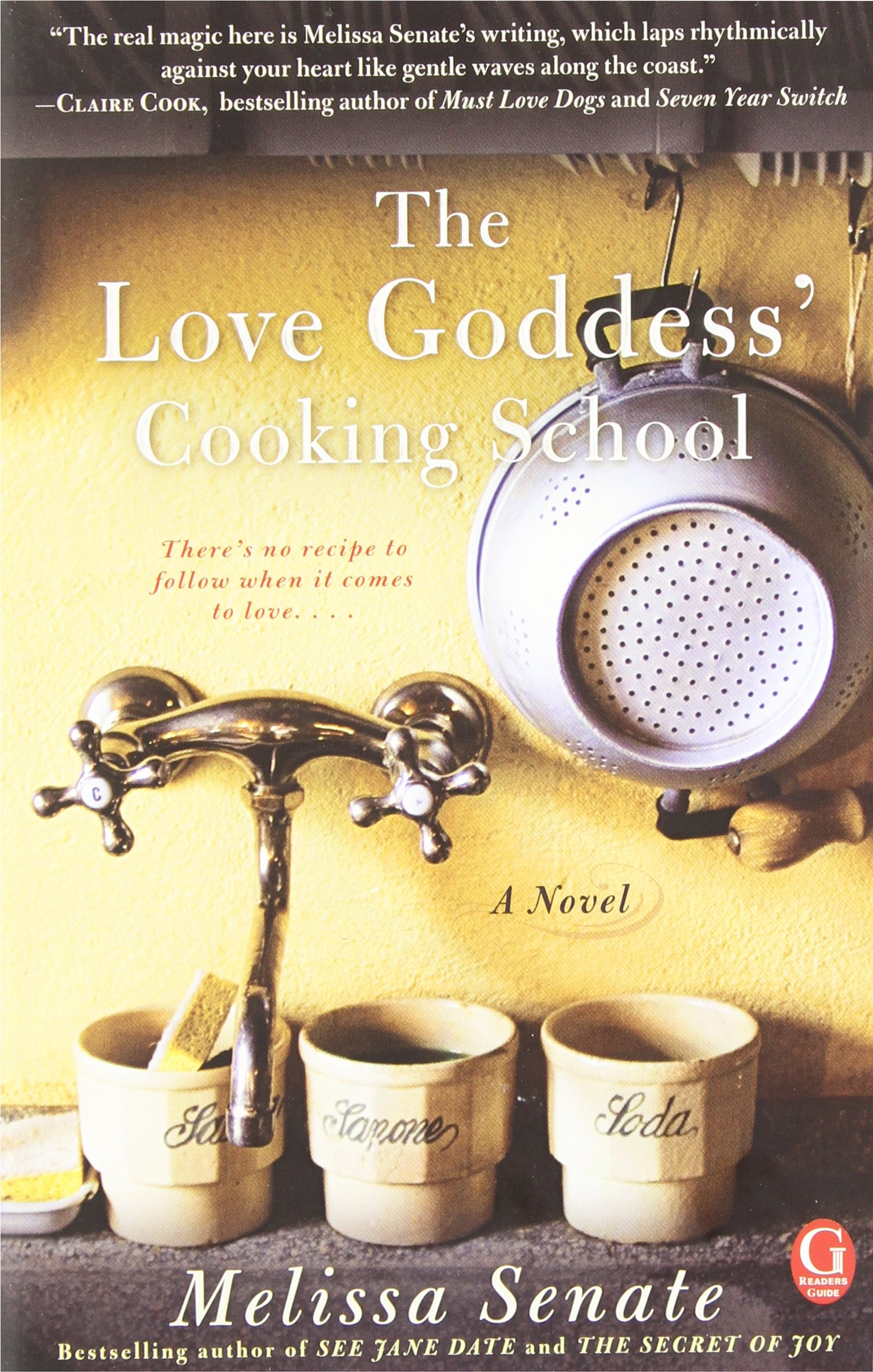 The Love Goddess Cooking School Melissa Senate