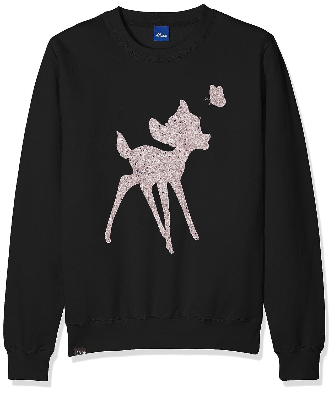 Disney Girl's Bambi Silhouette Sweatshirt