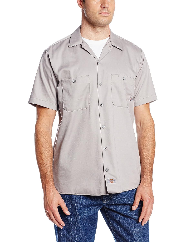 Dickies - LS307 - Industrial Short Sleeve Cotton Work Shirt DIC-LS307