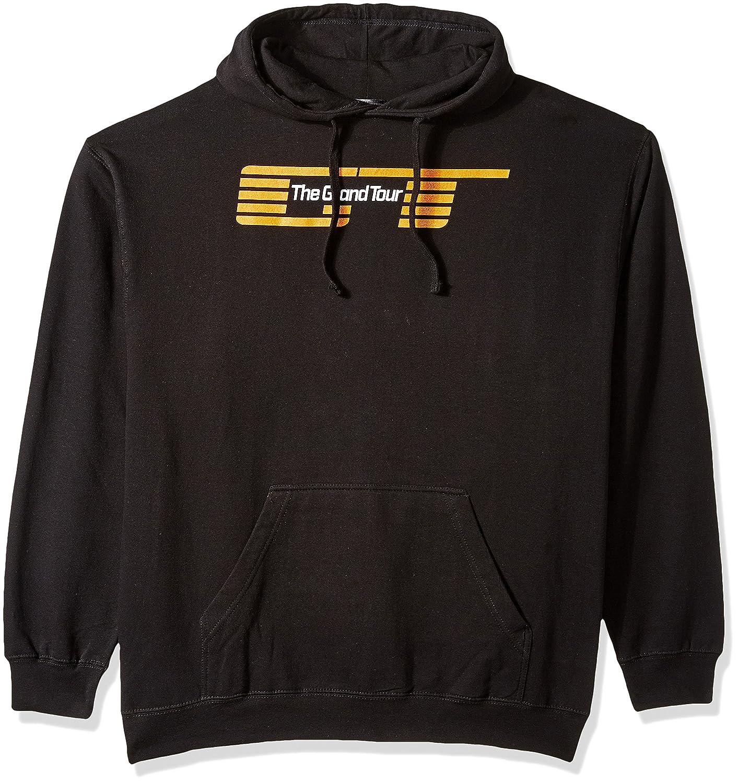 The Grand Tour Mens Official Logo Hoodie Sweatshirt Hooded Sweatshirt