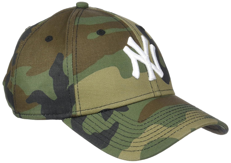 6ee182176 New Era League Essential 940 New York Yankees Woodland Camo/Optic ...