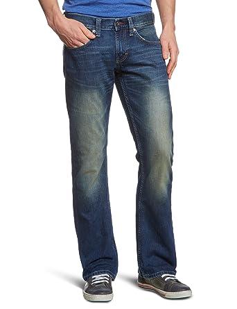 Mustang Herren Boot-Cut Jeans Boston Bootleg 3194  Amazon.de  Bekleidung e39e21a00b
