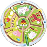 HABA Number Maze Magnetic Game Stem Toy